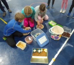 Children in Need baking